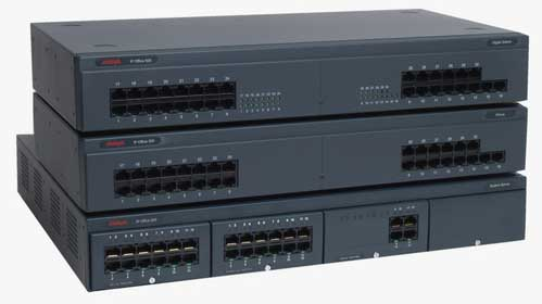 офисная мини-атс AVAYA IP-Office500